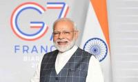 On sidelines of G-7 Summit: Modi faces tough questions on IHK today
