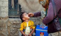 Two more polio cases found in Lakki, Torghar