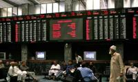 Stocks gain on support of financial institutions, foreign funds