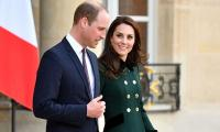 Prince William and Princess Kate arrive today