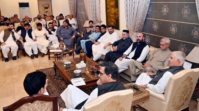 KP govt committed to making Peshawar  vibrant city: CM