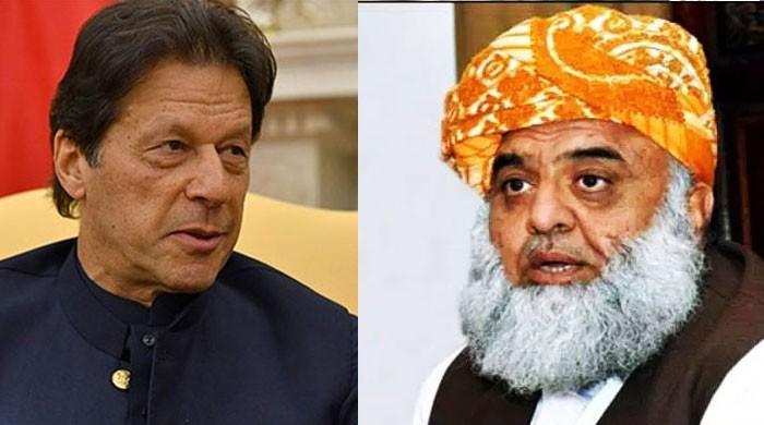 Talks on Azadi March: Govt proposes, Fazl disposes