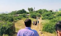 Karachiites to get chairlift at Kidney Hill Park
