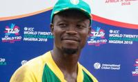 Nigeria cricketers hope T20 chance will boost game at home