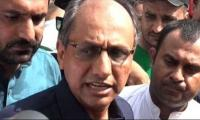 Saeed Ghani refuses to comment on mayor's performance