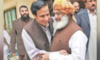 PML-Q no more ally of PTI: Fazlur Rehman