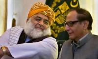 Chaudhrys told Maulana Fazlur Rehman: PM Imran Khan has best relationship with Establishment