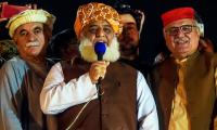 Dharna called off as goal achieved, claims Maulana Fazlur Rehman