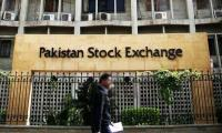 Stocks break record run on profit-booking bump