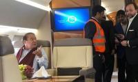 Nawaz Sharif's second departure from Pakistan