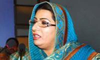 Maulana Fazlur Rehman came and left empty-handed: Firdous Ashiq Awan