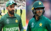 Pakistan recall old horses Hafeez, Malik for BD series