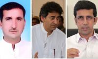 Atif Khan, two others sacked for conspiring against leadership