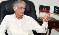 Conspiracy against KP, Punjab govts over: Pervez Khattak