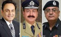 PPP's nominee Sindh IGP in a day or two