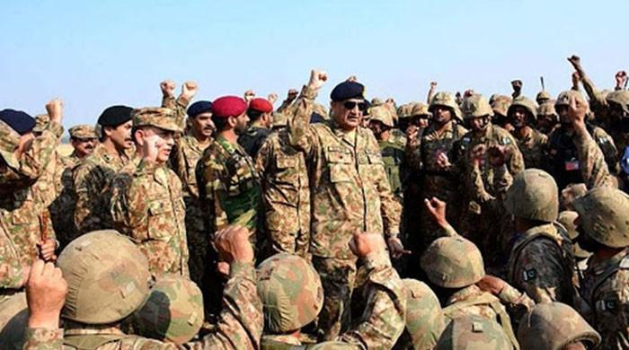 To achieve enduring peace: Gains of terror war to be consolidated, says COAS