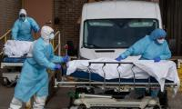 Near 1,100 die in US in one day