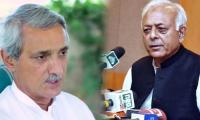 Jahangir Tareen be punished if he did something wrong: Ghulam Sarwar Khan