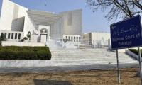 Justice Qazi Faez Isa case: Supreme Court seeks 4 replies from federation over presidential reference