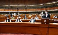 PTI 2nd budget: Historic deficit, no new taxes