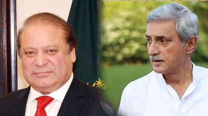 Jahangir Tareen denies contact with Nawaz Sharif