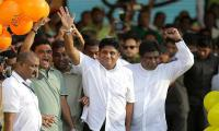 Virus wave hits SL's election rallies