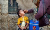 Polio vaccination activities resume from July 20