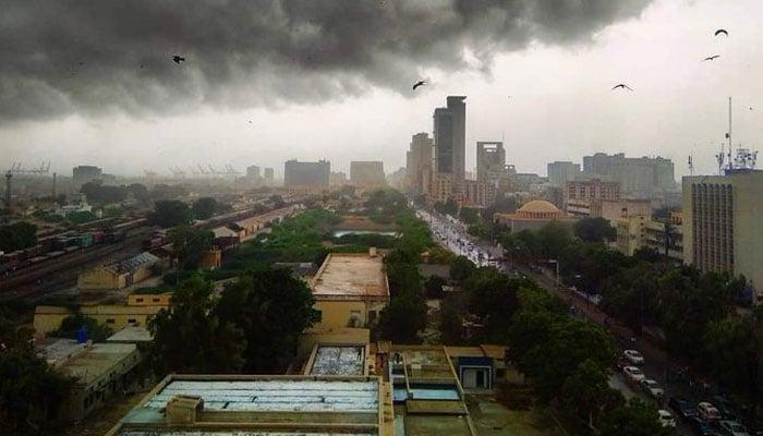Rain in Karachi claims one life, several hurt