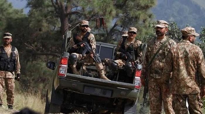 Four terrorists killed in Balochistan operation