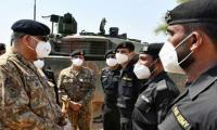 Army alive to emerging challenges, regional threats: General Qamar Javed Bajwa