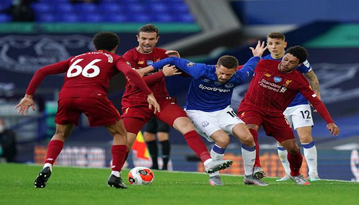 'Boss attitude': Everton fans react on Twitter to Anthony ...  |Everton