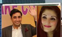 Safdar's case: Bilawal phones Maryam over arrest
