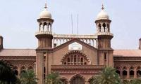 LHC seeks copy of FIR against Nawaz, others