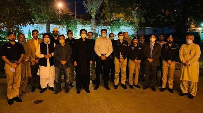 IGP Sindh, other senior cops defer leaves