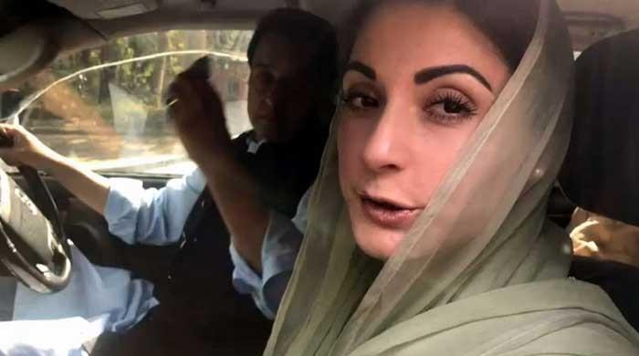 Maryam Nawaz praises Sindh Police