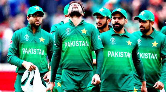 Pak players, support staff enter Geo Safe Bubble
