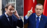 Erdogan renews call for Macron to undergo mental checks