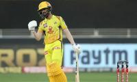 Gaikwad hits 65 as CSK upset Kohli's Bangalore in IPL