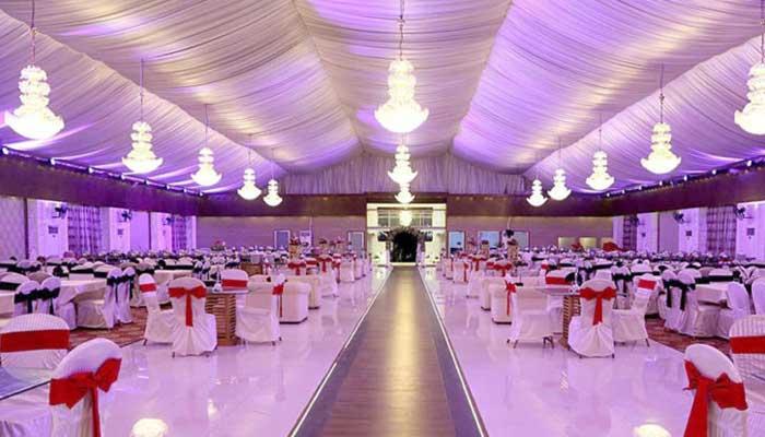 Corona restrictions: Indoor weddings banned across Pakistan