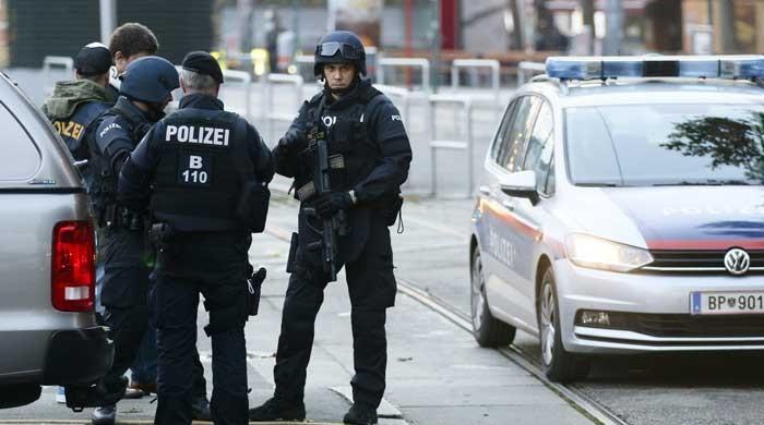 Police raided Nazi suspects