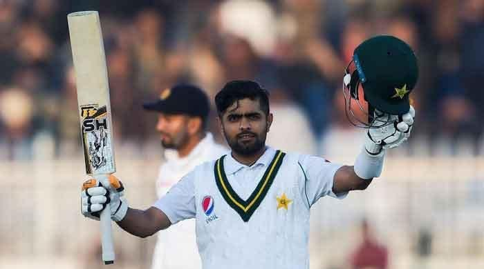 Babar appointed Test captain
