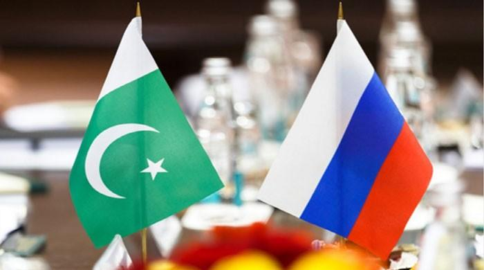 Efforts were made to diversify relations between Pakistan and Russia