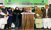 Defying ban: PDM to hold scheduled rallies