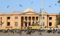 SHC directs Sindh home dept to justify detention of Omer Sheikh, three others