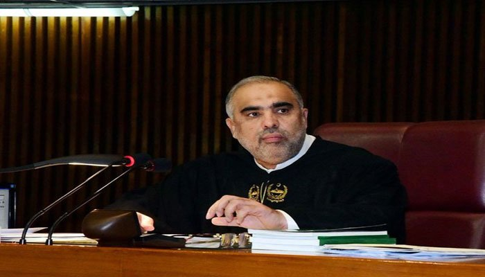 Speaker sets up panel for electoral reforms, GB status as interim province