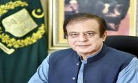 Shibli Faraz urges Fazlur Rehman not to incite public to violence