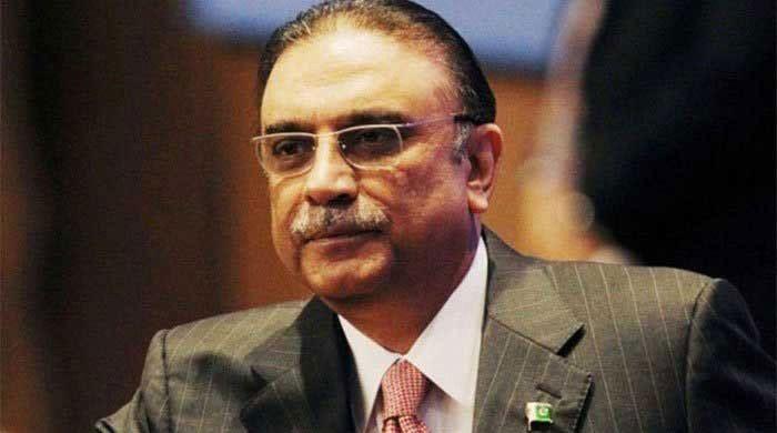 Zardari re-elected PPPP president
