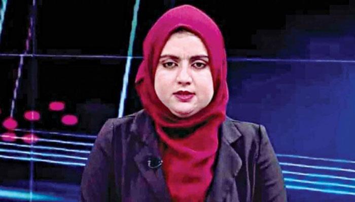 Female Afghan TV journalist shot dead
