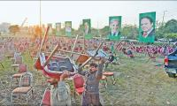 PDM meeting fine-tunes strategy for Lahore rally