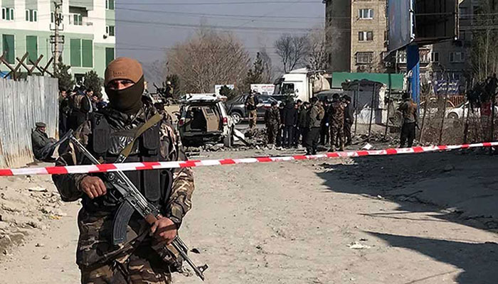 Five rockets fired at major USA airbase in Kabul, no causalities